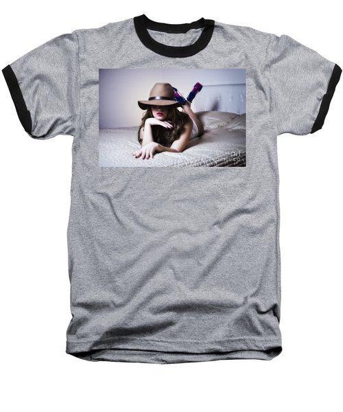 Clara Baseball T-Shirt