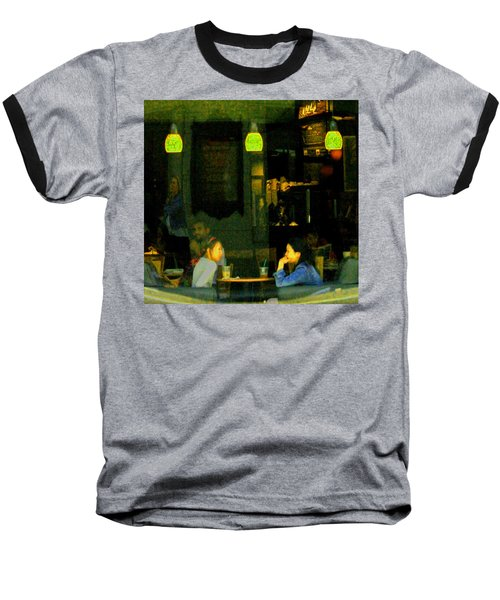 Coffee Talk Baseball T-Shirt