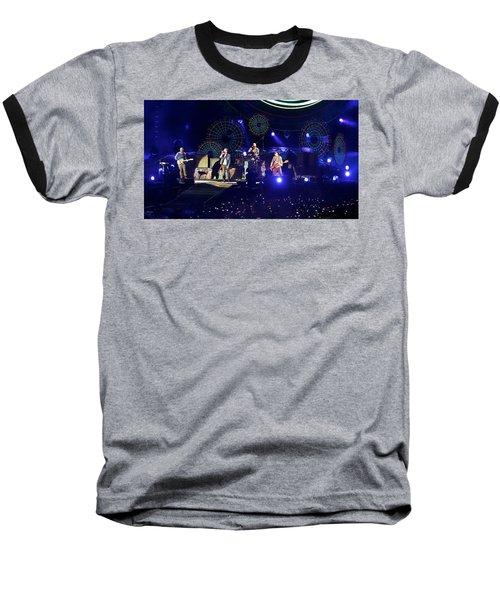 Coldplay - Sydney 2012 Baseball T-Shirt