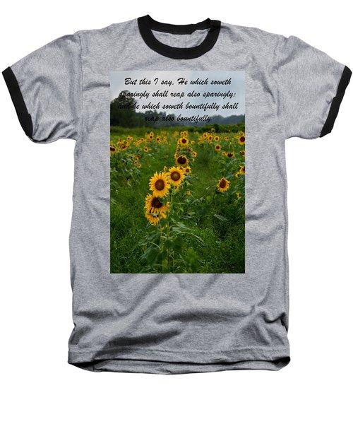 2 Corinthians Baseball T-Shirt