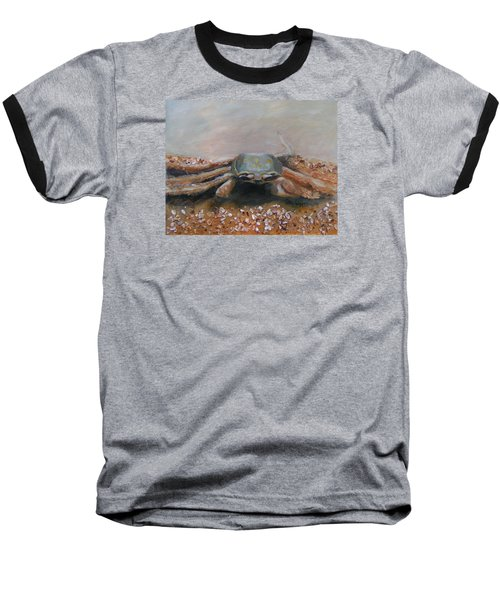 Crabby Baseball T-Shirt