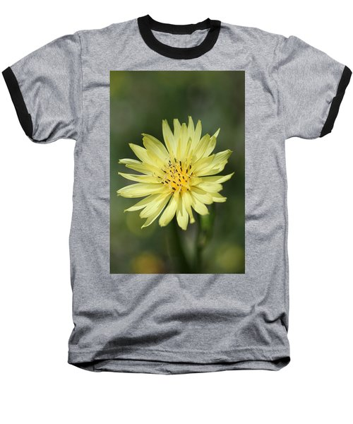 Baseball T-Shirt featuring the photograph Dandelion by Ester  Rogers