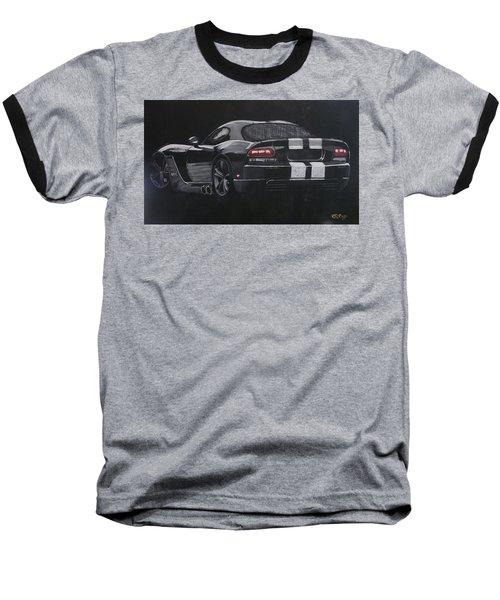 Dodge Viper 1 Baseball T-Shirt