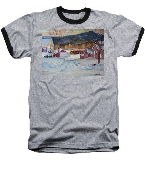 Eddie's Baseball T-Shirt by Len Stomski