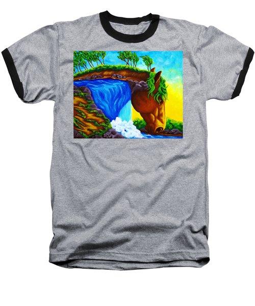 Equifall Baseball T-Shirt