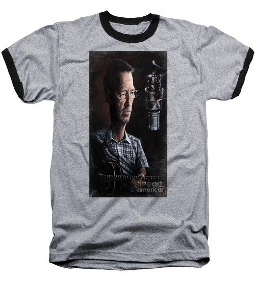 Eric Clapton Baseball T-Shirt