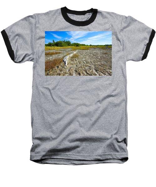 Everglades Coastal Prairies Baseball T-Shirt