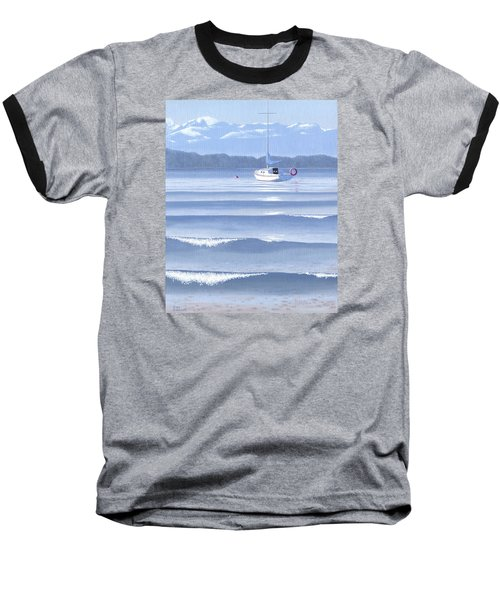 From The Beach Baseball T-Shirt