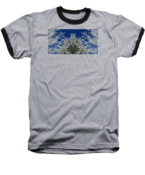Baseball T-Shirt featuring the photograph Frosty by Janice Westerberg
