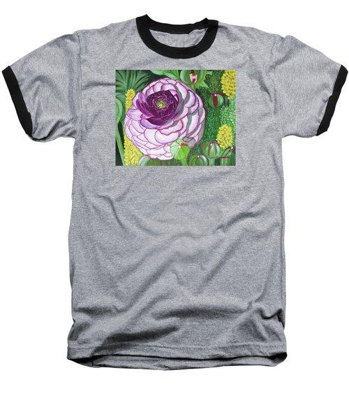 Garnet Punch Baseball T-Shirt