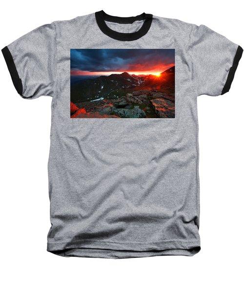 Goodnight Kiss Baseball T-Shirt