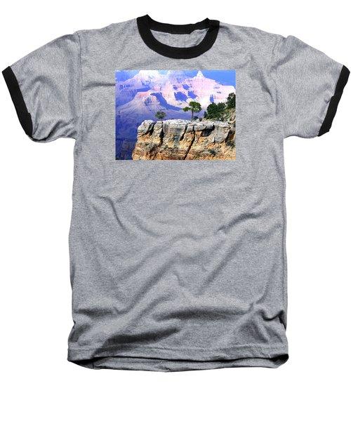 Grand Canyon 1 Baseball T-Shirt by Will Borden