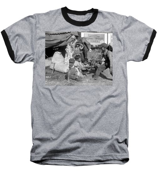 Baseball T-Shirt featuring the photograph Gypsies, C1923 by Granger