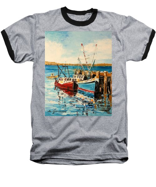 Harbour Impression Baseball T-Shirt