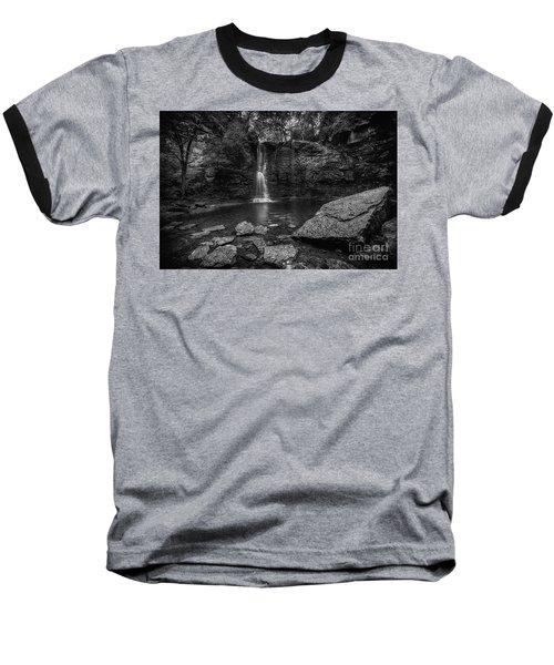 Hayden Falls Baseball T-Shirt by James Dean