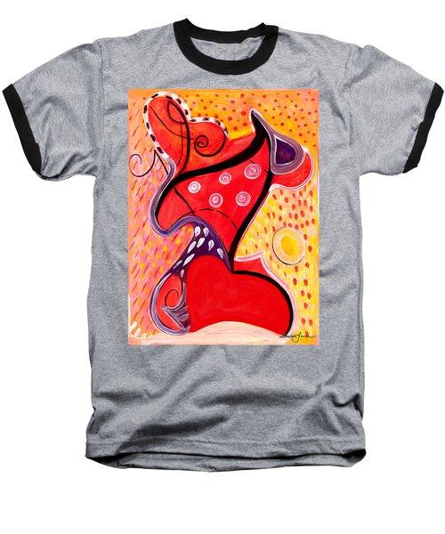 Heart And Soul Baseball T-Shirt