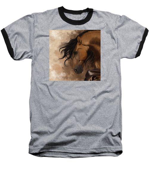 Hidden Sadness Baseball T-Shirt