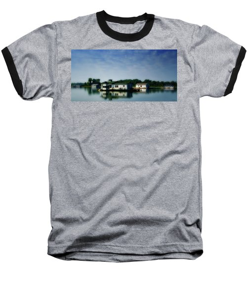 Horseshoe Pond Baseball T-Shirt