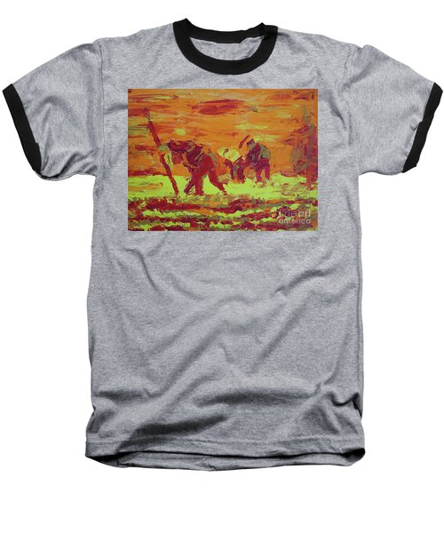 Hot Potatoes Baseball T-Shirt