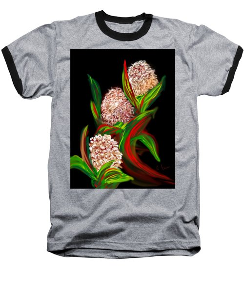 Hyacinth Baseball T-Shirt