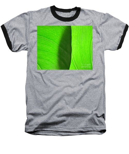 In Passing Light Baseball T-Shirt by CML Brown