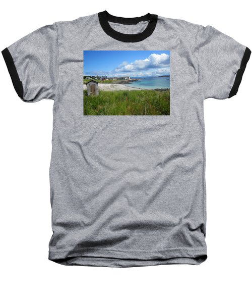 Iona Beach Baseball T-Shirt