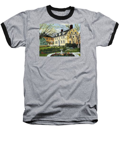 John Paul Jones House Baseball T-Shirt