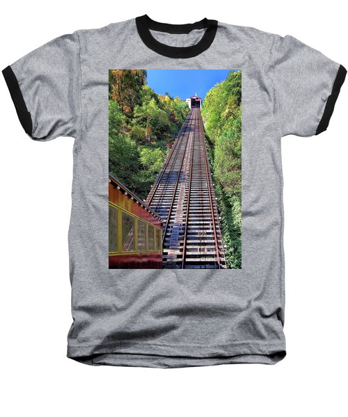 Johnstown Incline Baseball T-Shirt