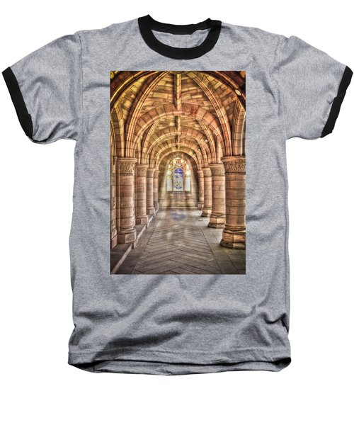 Kelso Abbey Baseball T-Shirt