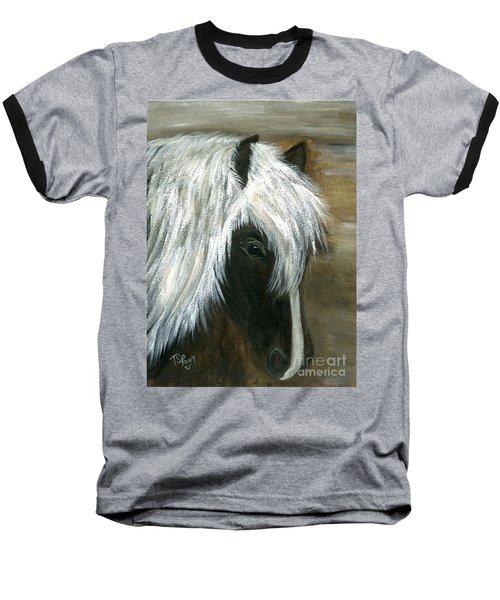 Kola Baseball T-Shirt by Barbie Batson