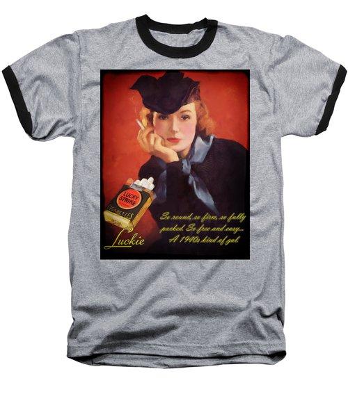 Luckie Baseball T-Shirt