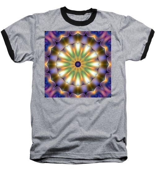 Mandala 105 Baseball T-Shirt