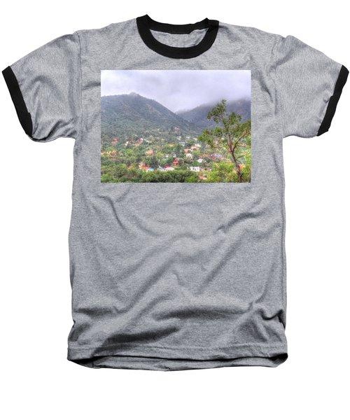 Manitou To The South II Baseball T-Shirt