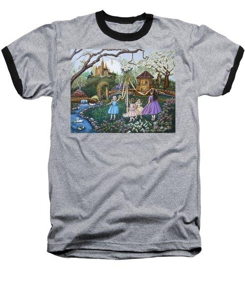 Mayday Serenade  Baseball T-Shirt
