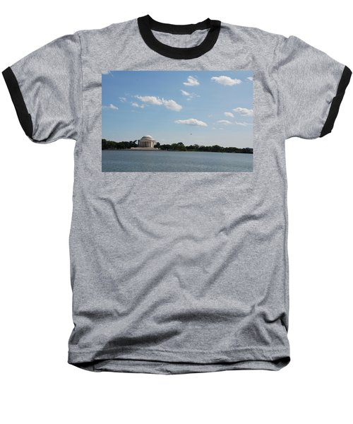 Memorial By The Water Baseball T-Shirt
