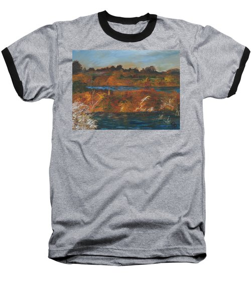 Mendota Slough Baseball T-Shirt