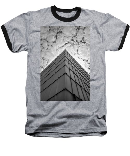 Modern Architecture Baseball T-Shirt