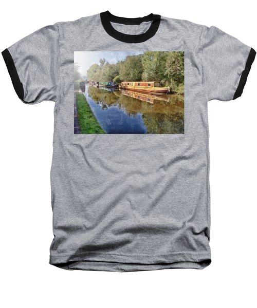 Moored Up Baseball T-Shirt