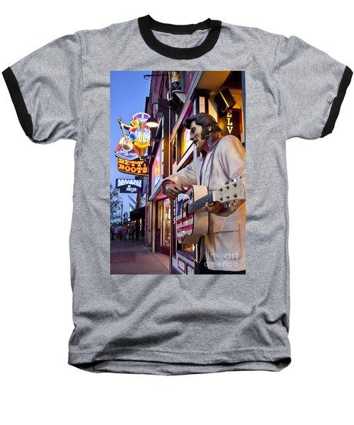 Music City Usa Baseball T-Shirt