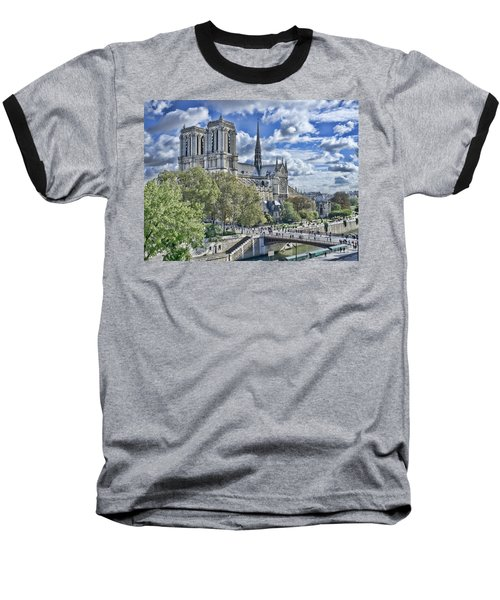 Notre Dame Baseball T-Shirt by Hugh Smith