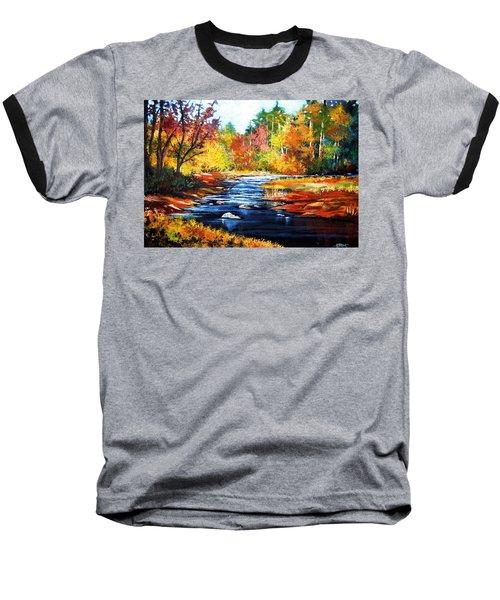 October Bliss Baseball T-Shirt