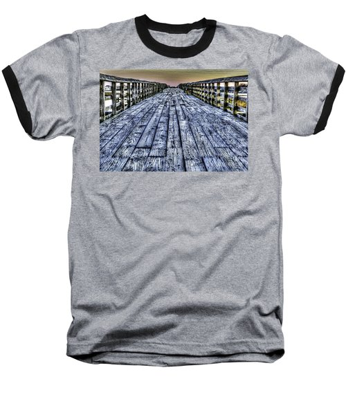 Old Pitt St Bridge Baseball T-Shirt