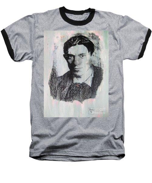 Pablo Baseball T-Shirt by Roberto Prusso