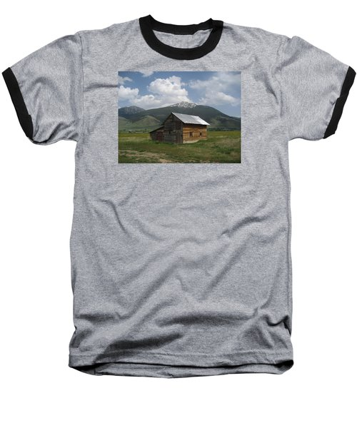 Paradise Valley Montana Baseball T-Shirt