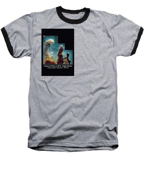 Pillars Of Creation Baseball T-Shirt