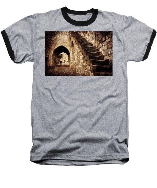 Pont Valentre / Cahors Baseball T-Shirt