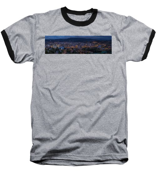 Baseball T-Shirt featuring the photograph Pontevedra Panorama From A Caeira by Pablo Avanzini