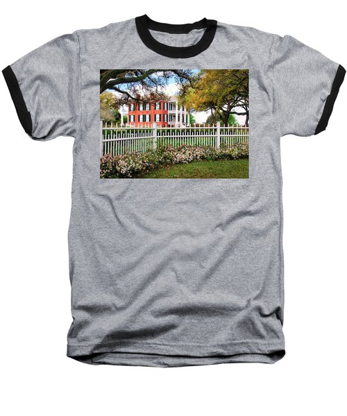 Rosalie House Baseball T-Shirt