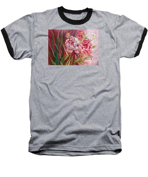 Roses Roses Baseball T-Shirt