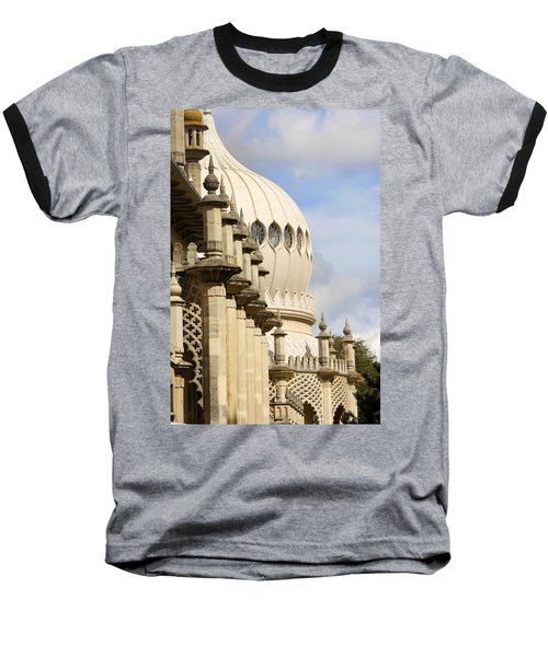 Royal Pavilion Brighton Baseball T-Shirt
